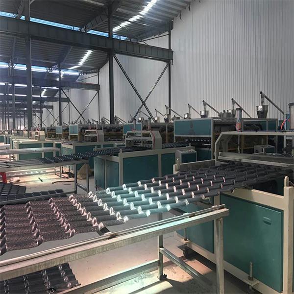 合成树脂瓦生产线