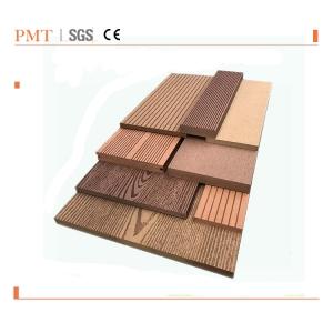 木塑快装墙板