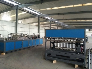 塑钢瓦生产设备